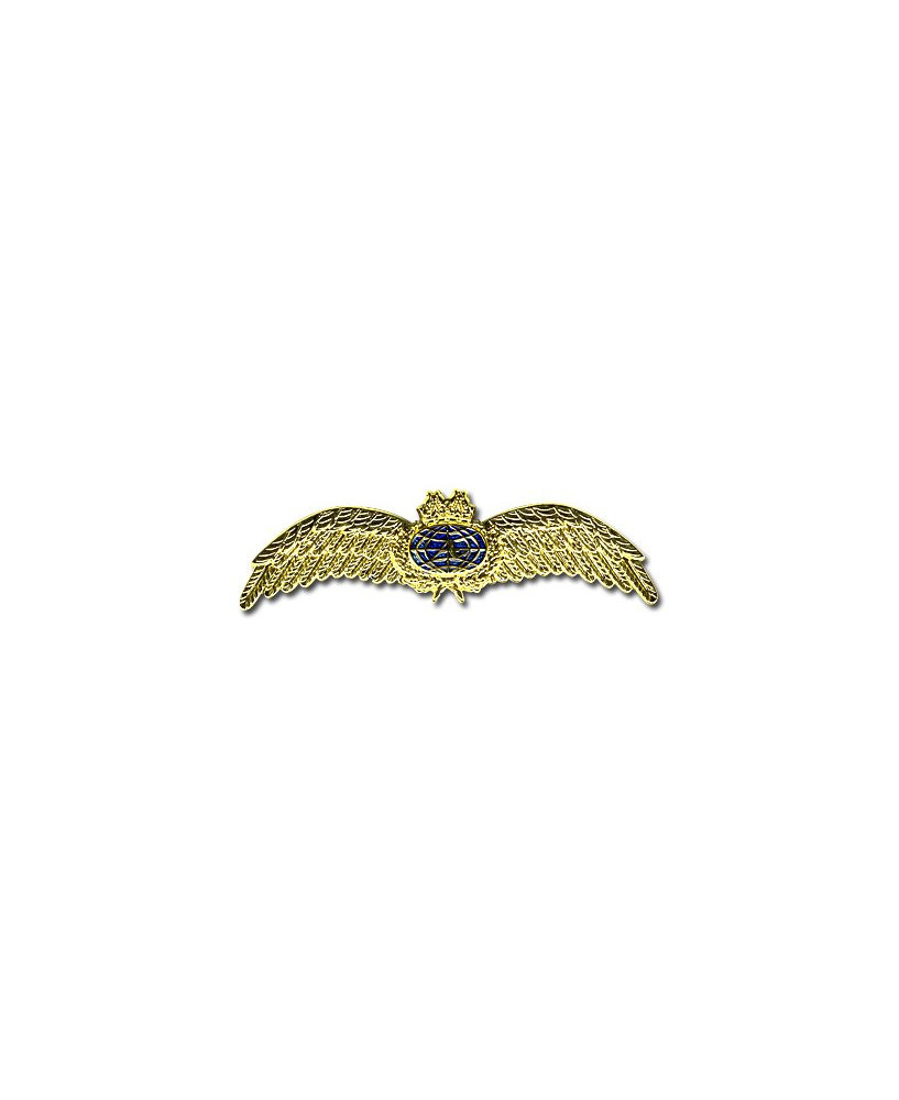 Broche ailes 25 mm