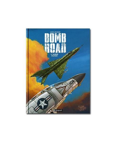 Bomb Road - Tome 3 : Yankee Station