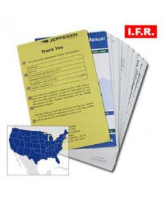 Trip kit I.F.R. Full U.S.A. (espace supérieur)
