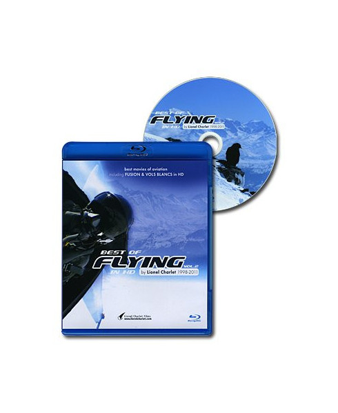 Blu-ray Best of Flying Vol. 2 in H.D.