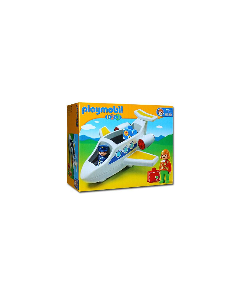 L'avion de ligne Playmobil®