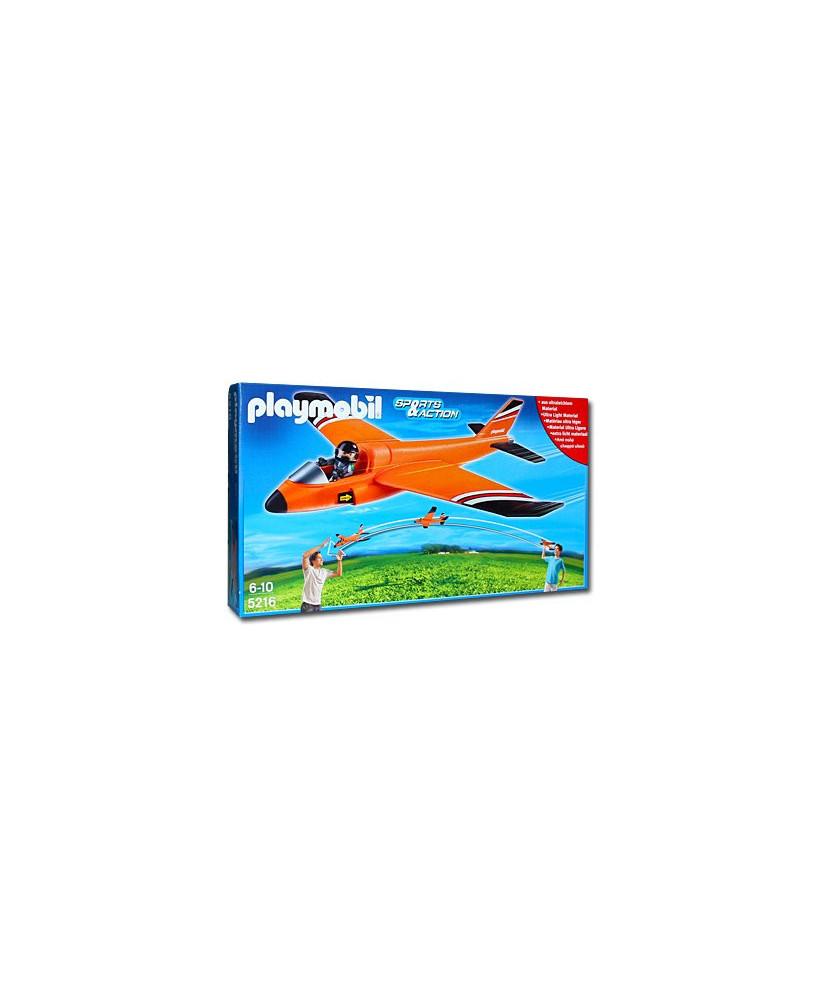 Planeur Secours avec pilote Playmobil®