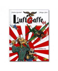 LuftGaffe 44 - Tome 3 : Kamikaze Cup