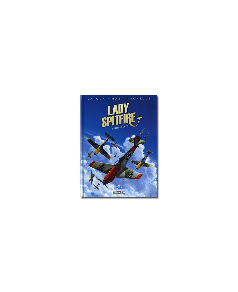 Lady Spitfire - Tome 2 : Der Henker