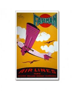 Affiche Farman