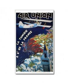 Affiche Air Union