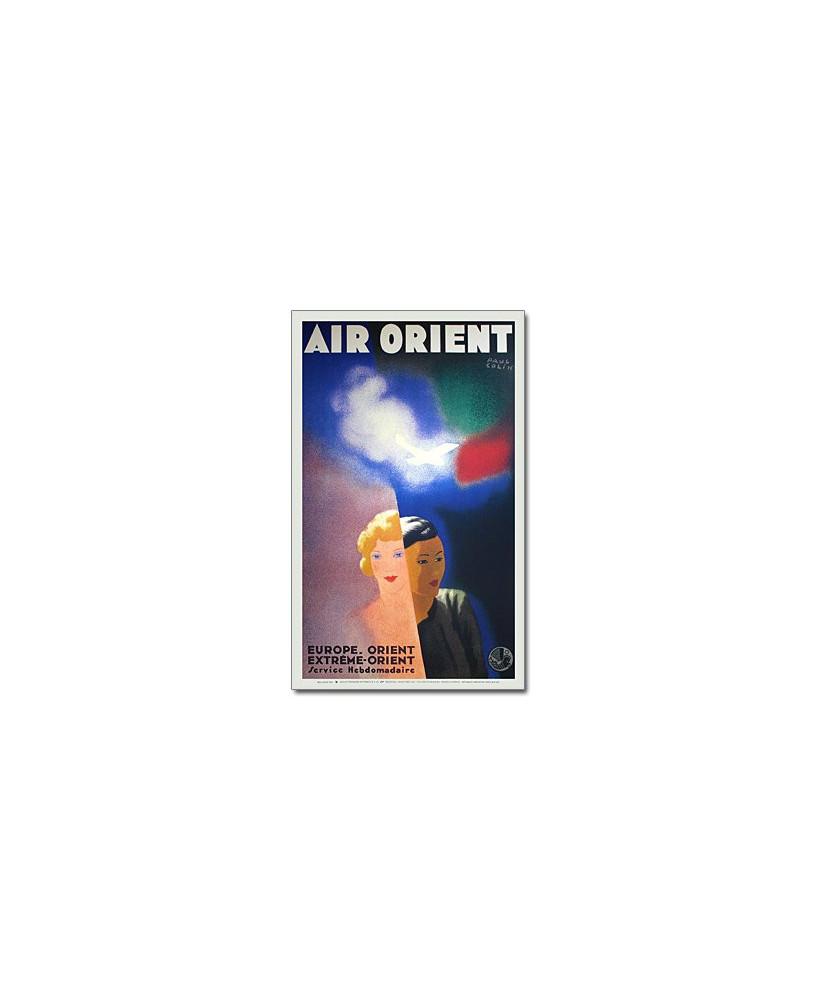 Affiche Air Orient