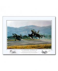 Poster La dernière patrouille