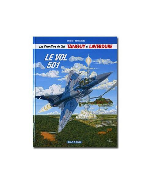 Tanguy et Laverdure - Tome 3 : Le vol 501