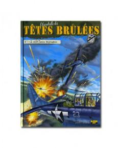 L'Escadrille des têtes brûlées - Tome 3 : La mort selon Boyington