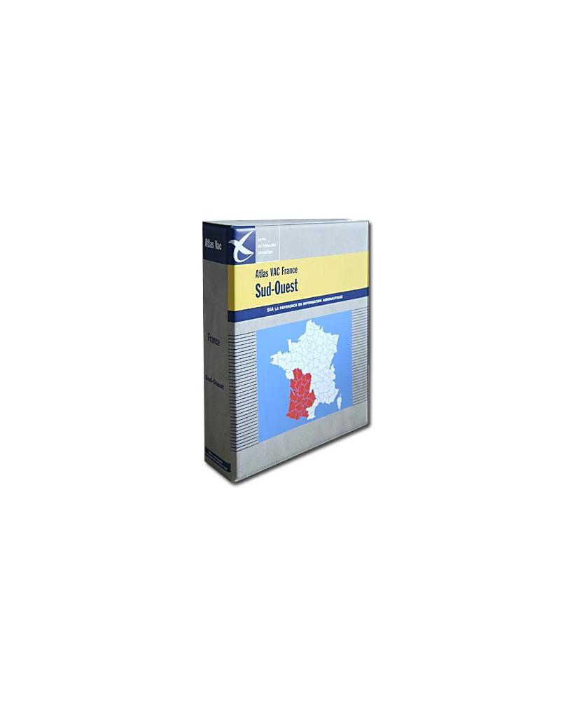Atlas de cartes V.A.C. Sud-Ouest