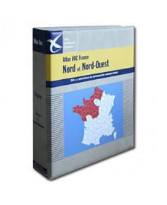 Atlas de cartes V.A.C. Nord et Nord-Ouest