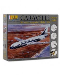 Coffret maquette à monter Caravelle Air France - 1/200e