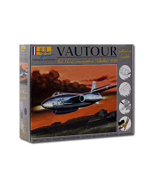 Coffret maquette à monter SO 4050 Vautour IIA - 1/100e