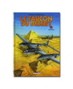Le faucon du désert - Tome 4 : Saqqara