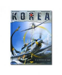 Korea - Tome 2 : Le Devoir de tuer