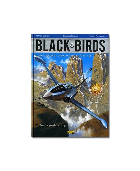 Black Birds - Tome 2 : Dans la gueule du loup