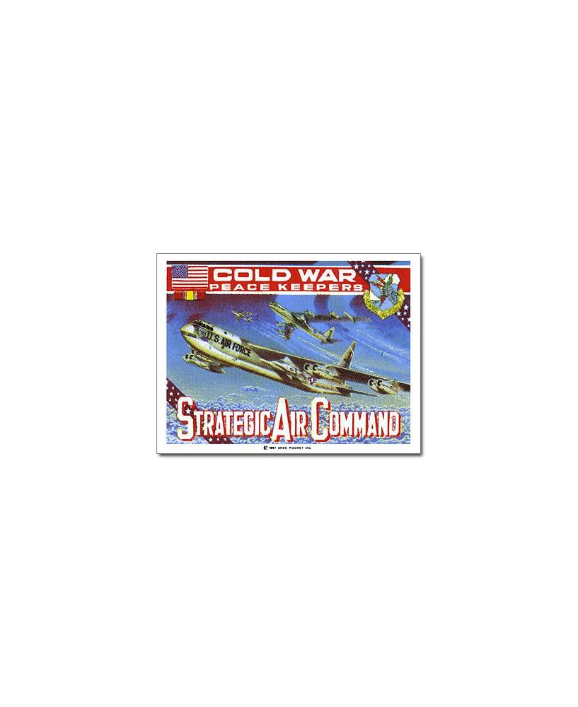 Magnet émaillé Strategic Air Command