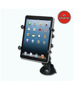 Support ventouse pour tablette 7 pouces