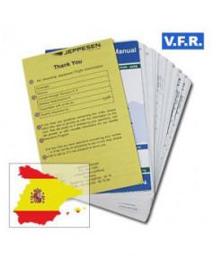 Trip kit V.F.R. Manual Espagne