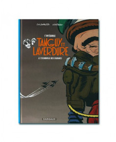 Tanguy et Laverdure - L'intégrale - Tome 2 : L'Escadrille des Cigognes