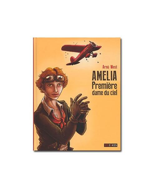 Amelia - Première dame du ciel