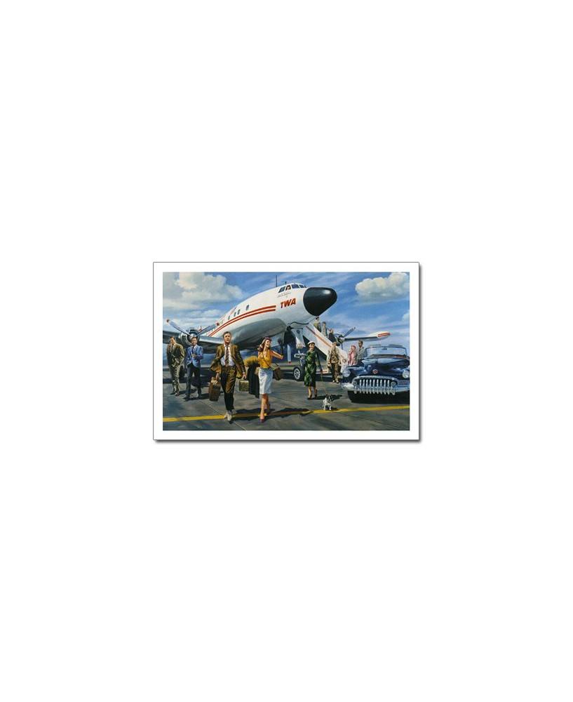 Carte postale Benjamin FREUDENTHAL - Hollywood Boogie