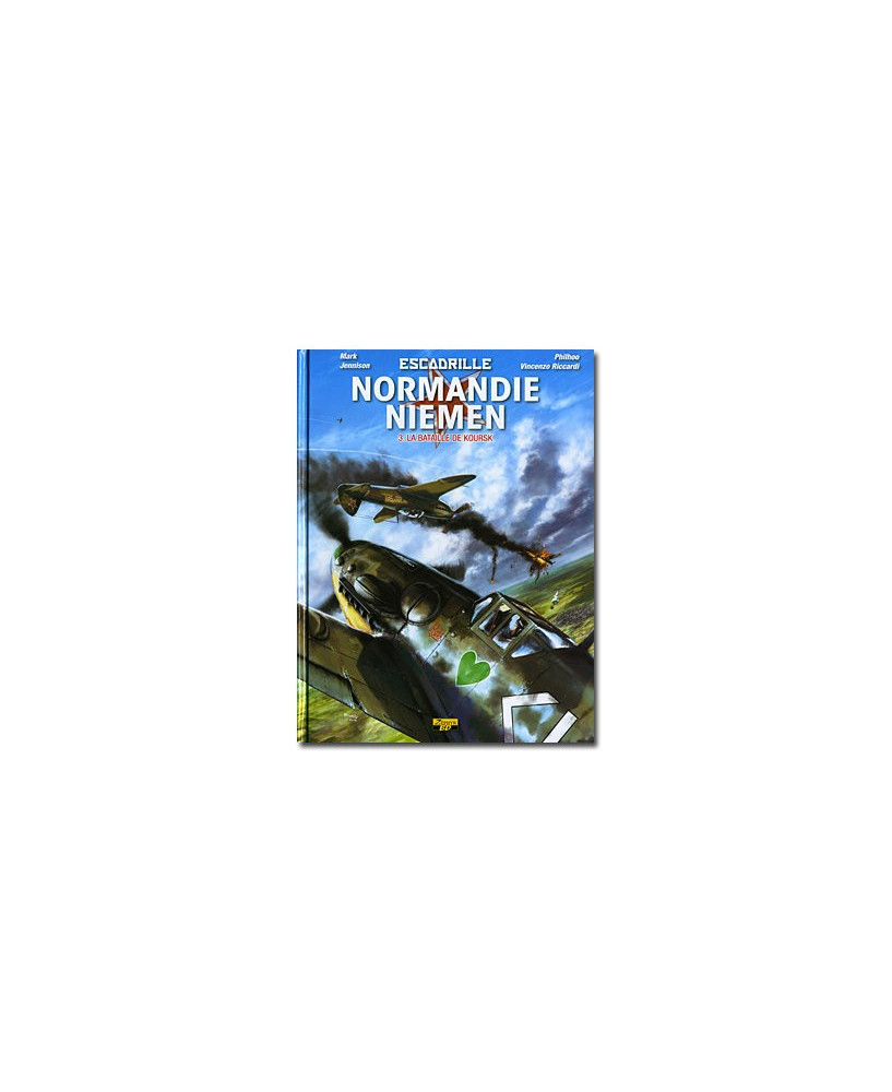 Escadrille Normandie-Niemen - Tome 3 : La bataille de Koursk