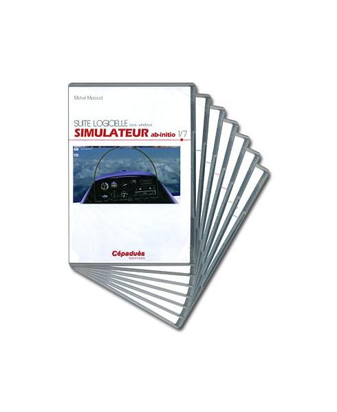 C.D.-ROM - Suite logicielle (7 C.D.)