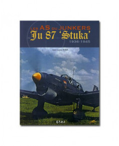 "Les as du Junkers JU-87 ""Stuka"" 1936-1945"