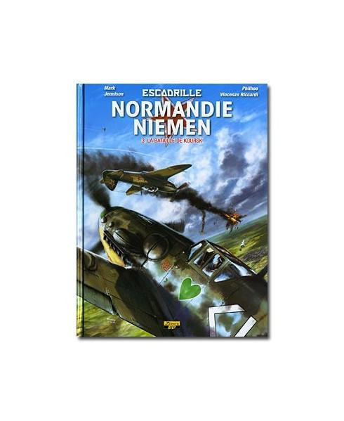 Escadrille Normandie-Niemen - Tome 3 : La bataille de Koursk (Édition Spéciale)