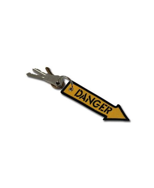 Porte-clés Danger - Aviation Passion