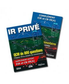 I.R. Privé - Recueil de 800 QCM