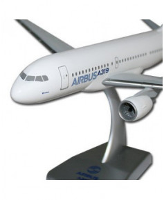 Maquette plastique A319 nouvelles couleurs Airbus 2010 - 1/200e