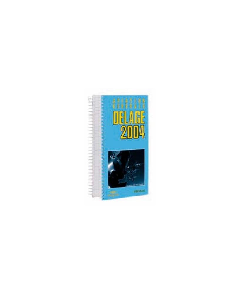 Guide DELAGE 2004