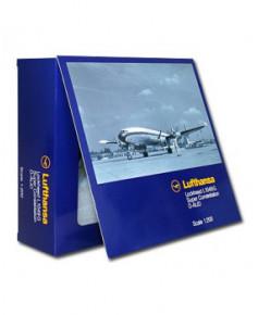 Maquette métal Super Constellation Lufthansa - 1/200e