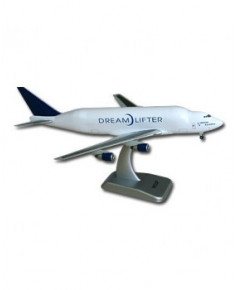 Maquette métal B747-400 LCF Dreamlifter - 1/400e