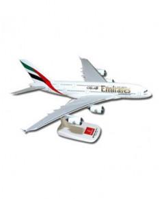 Maquette plastique A380-800 Emirates - 1/250e