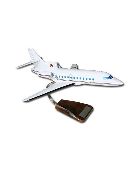 Maquette bois Falcon 900