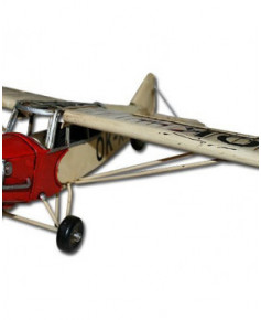 Maquette métal PA18 Super Cub