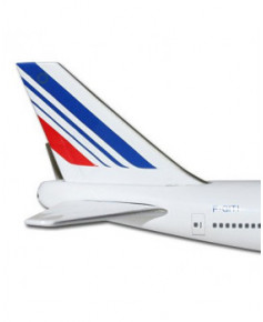 Maquette métal B747-400 Air France - 1/500e