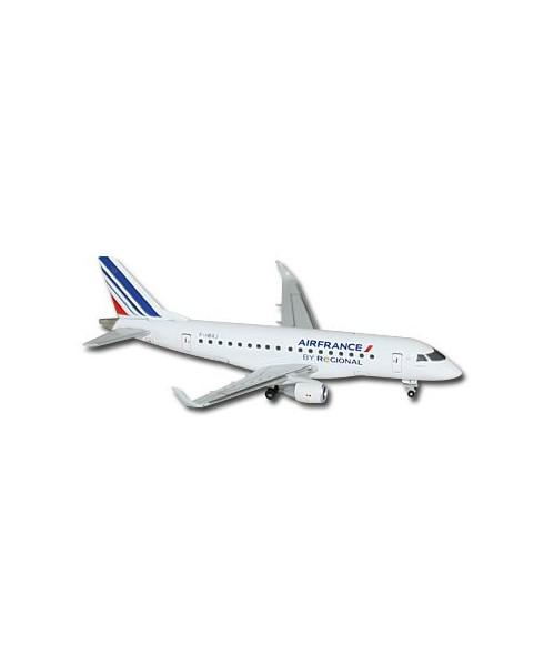 Maquette métal ERJ170 Air France by Régional - 1/400e