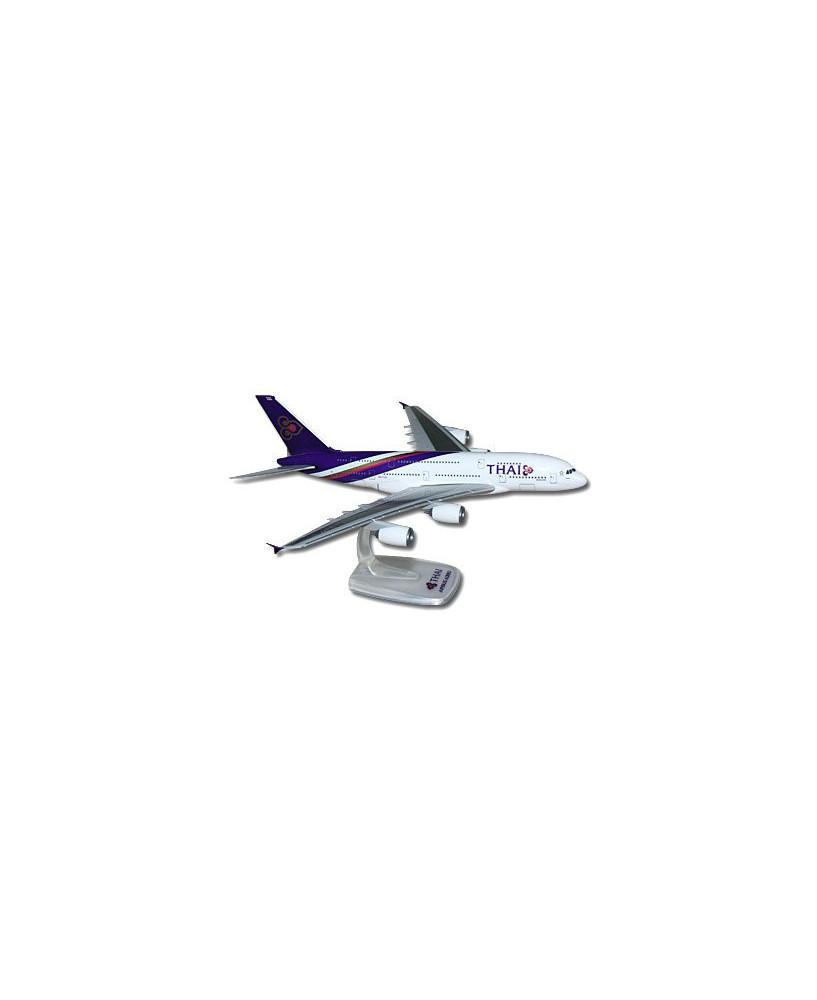 Maquette plastique A380-800 Thai Airways - 1/250e