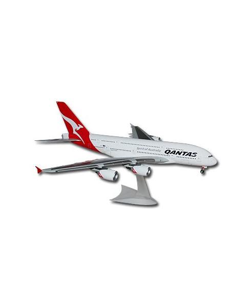Maquette plastique A380-800 Qantas - 1/200e