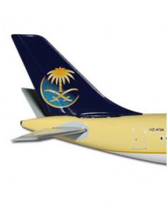 Maquette métal A330-300 Saudi Arabian Airlines - 1/500e