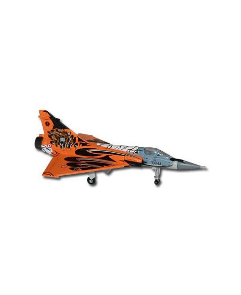 """Maquette métal Mirage 2000C """"Tiger Meet 2010"""" - 1/200e"""