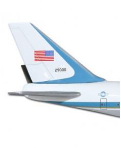 Maquette métal B747-200 Air Force One - 1/500e