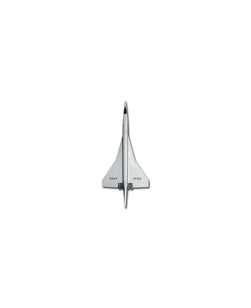 Maquette métal TU144-D Aeroflot - 1/500e