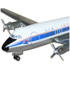 Maquette métal Vickers Viscount 700 Air Inter - 1/200e