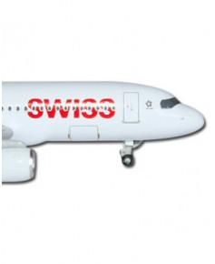 Maquette métal A320 Swiss Airlines - 1/500e
